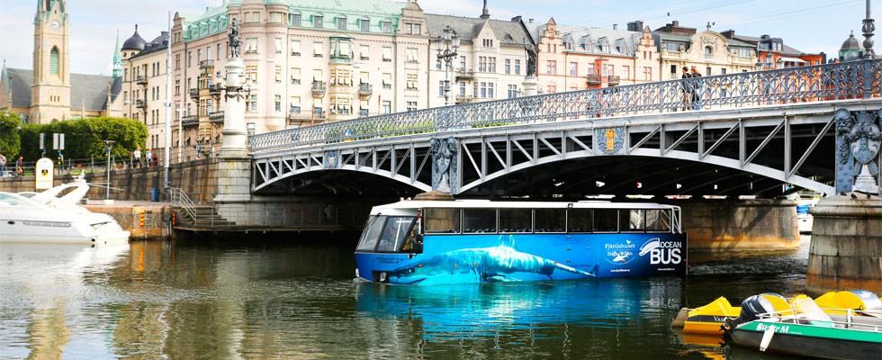 vattenbuss stockholm