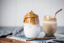 Dalgona kafffe recept